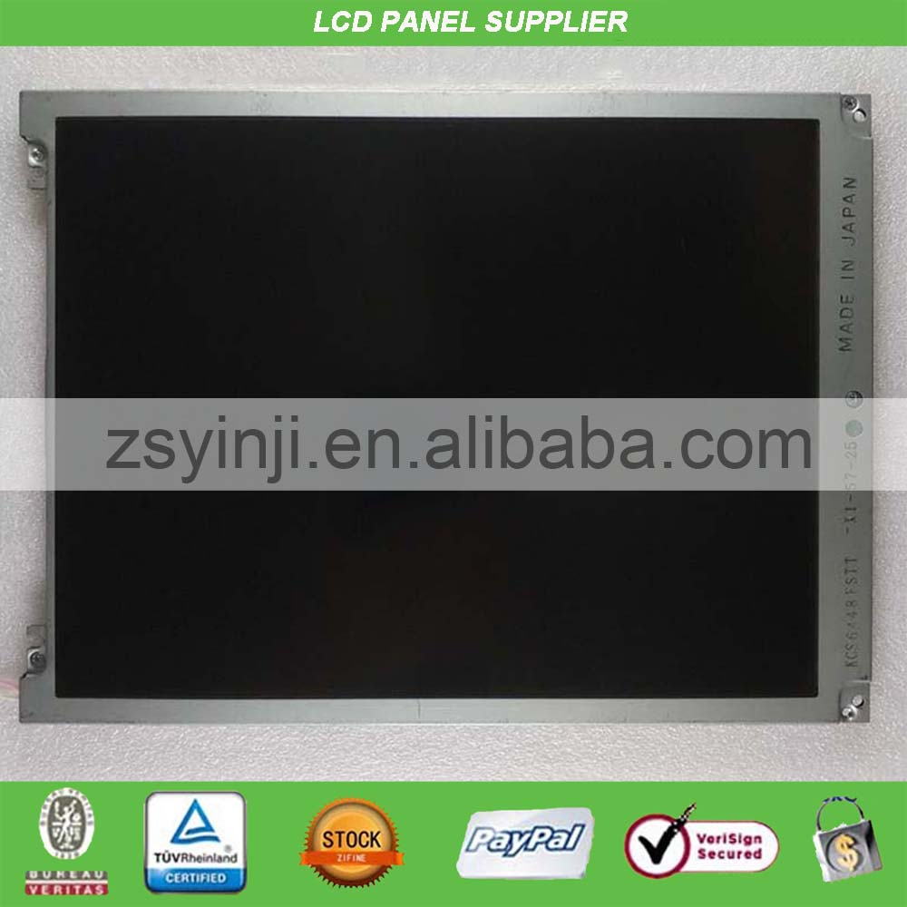 KCS6448FSTT-X1 Display de 10.4 ''640*480 CSTN-LCD