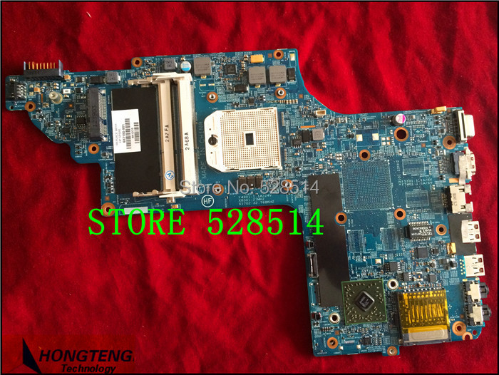 Best Quality laptop Motherboard 682180-001 for HP Pavilion DV6 DV6-7000 Notebook PC systemboard 682180-501   100% tested OK laptop motherboard 747138 501 fit for hp 15 250 747138 001 notebook pc mainboard systemboard 100% tested 90 days warranty