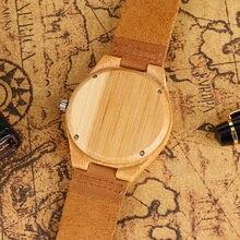Wooden Wrist Watch Skull and Flower Design