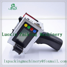LX PACK Lowest Factory Price Highest quality LXPC Hand Inkjet Printer Coding marking Solutions for Cosmetics