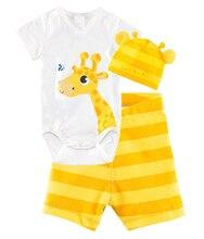3Pcs Baby Clothing Set