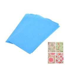 50 листов/коробка, впитывающие масло инструменты, мощный макияж, очищающая ткань для лица, бумага для лица