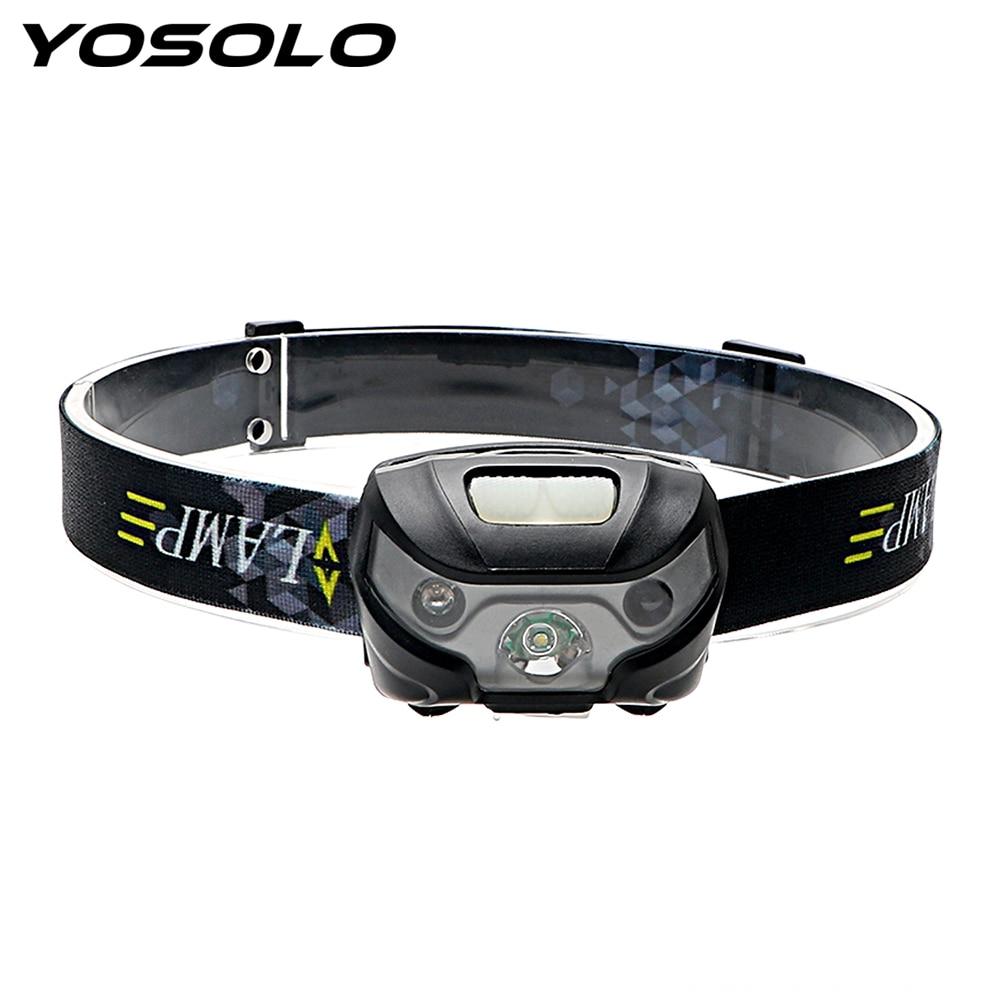 Diszipliniert Itimo 4 Modi Led-scheinwerfer Motion Sensor Scheinwerfer Für Camping Wandern Jagd Nachtfischen Laterne Taschenlampe Scheinwerfer