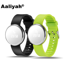 Aaliyah New U1 Smart Watch Bracelet Waterproof Blood Pressure Heart Rate Monitor Fitness Tracker smart wristband for Android iOS