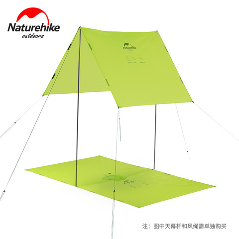 Naturehike Outdoor Camping Raincoat Hiking Rain Poncho Rainproof 3-In-1 Multifunction Rianproof Clothes Outdoor Hiking Camping Islamabad