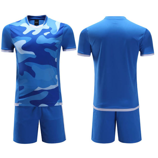75c20a1a1c High Quality Cheap Camouflage Soccer Jerseys 2016 2017 Training Football  Shirt Suit Custom Name Number Logo