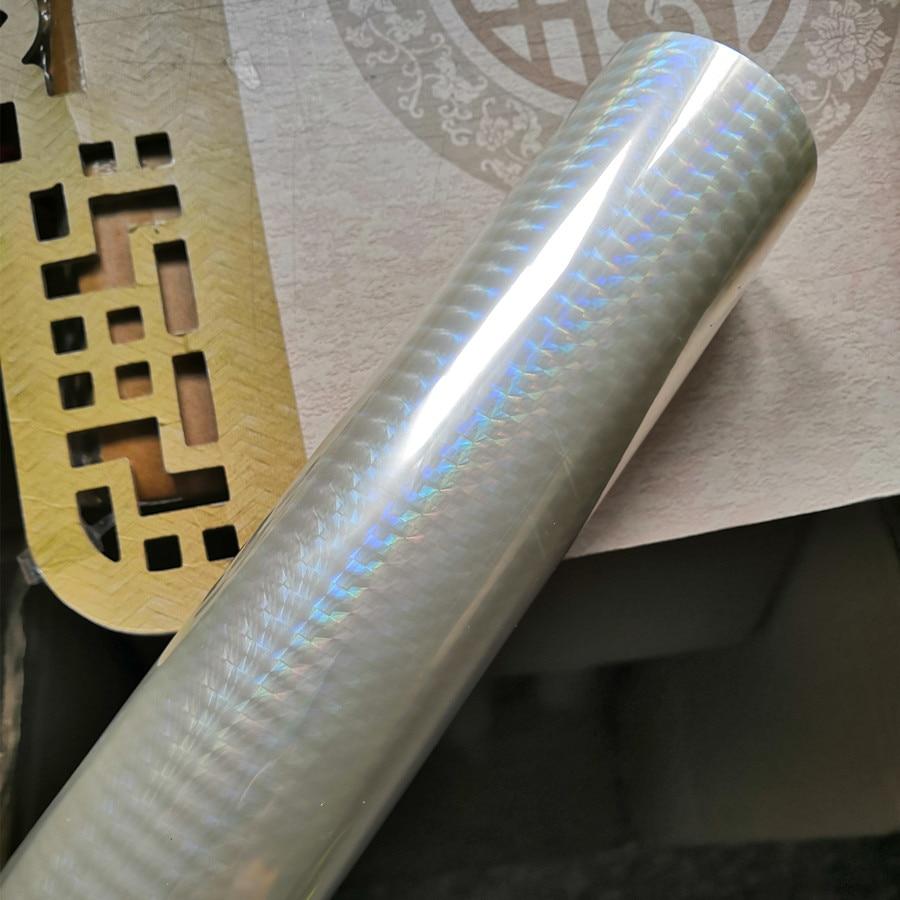 ホロ箔透明格子パターンスタンプ箔ホットプレスに紙やプラスチック転写フィルム  グループ上の オフィス用品 & 学用品 からの オフィス 粘着テープ の中 1