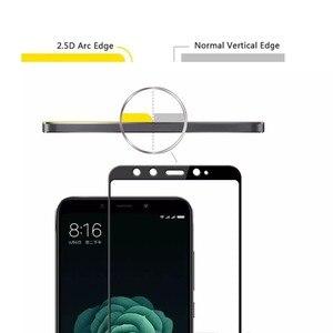 Image 5 - Cristal templado para Xiaomi Mi A2, película protectora para Xiaomi Mi A2 Lite A1 A3 Glas Xiomi Ksiomi Xaiomi Mia2 A 2 1 A2lite 5X 6X