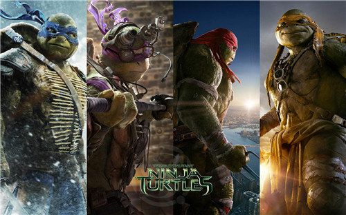 More Size Poster, Teenage Mutant Ninja Turtles Poster Top Decor Room Wall Posters As Gift #,a00l ...