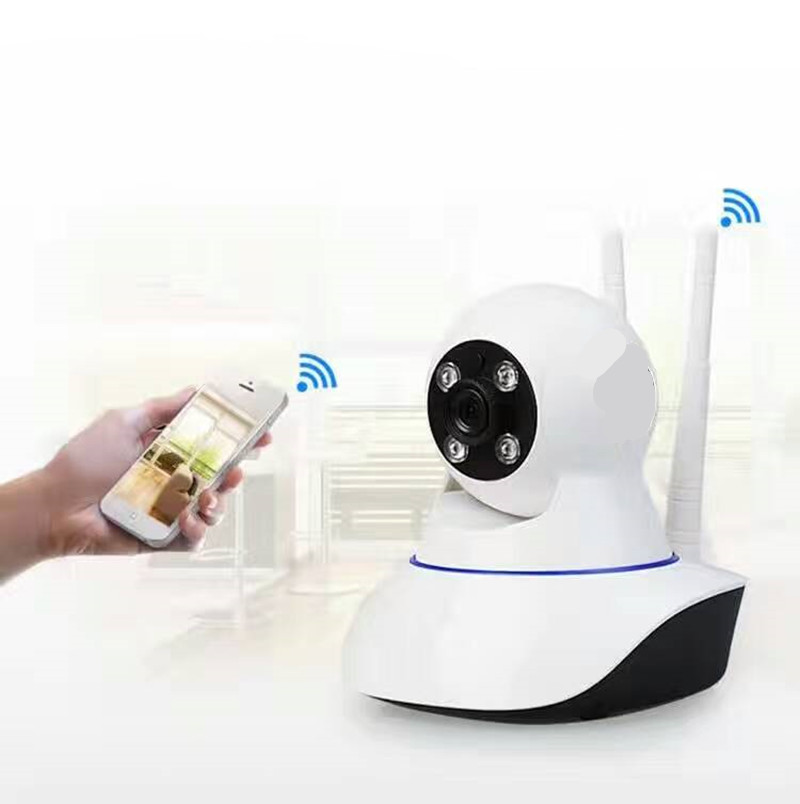 HD 1.3MP 960P Wireless Intercom Pan&Tilt IP Camera With Alarm Function hd 960p wireless ip camera two way intercom pan