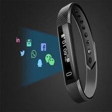Продажа Sograce Умные Часы SmartWatch 2018 на запястье шагомер K06 Фитнес трекер Водонепроницаемый часы телефон смарт-часы y122