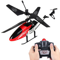 High Quality 3 5 Channel RC I R Remote Control Helicopter With Gyro LED Gift For