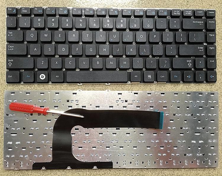 original US Keyboard For Samsung Q330 Q430 Q460 QX410 SF410 NP-SF410 laptop
