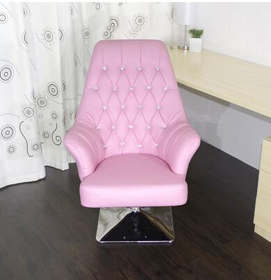 Купить с кэшбэком High - grade comfort sofa computer chair. High - back flannelette fashion and leisure big office chair.