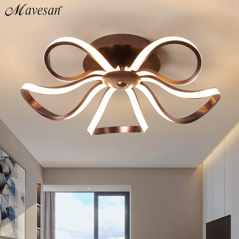 Led Moderne Kronleuchter Beleuchtung Neuheit Glanz Lamparas decke Lampe für Schlafzimmer Wohnzimmer luminaria Indoor Licht Kronleuchter