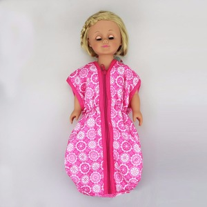 Кукольная одежда для 17 дюймов 43 см, аксессуары для детских кукол и кукла Америка, кукла, спальный мешок, матрас, одеяло