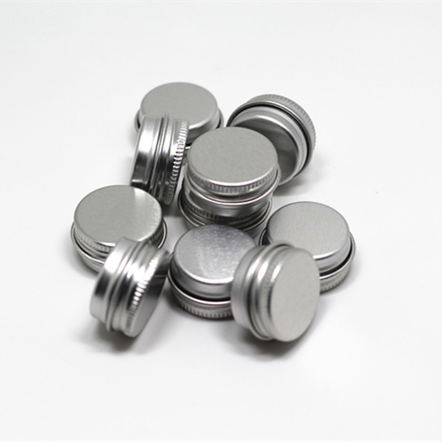 Portable Small Aluminum Containers