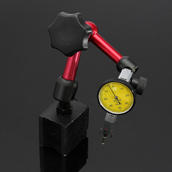 For Dial Indicator Test High Quality Mini Universal Flexible Magnetic Base Holder Stand&Dial Test Indicator Tool stand Tool Part