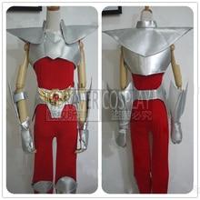 Saint seiya pegasus seiya cosplay del anime del traje de cualquier tamaño z1003
