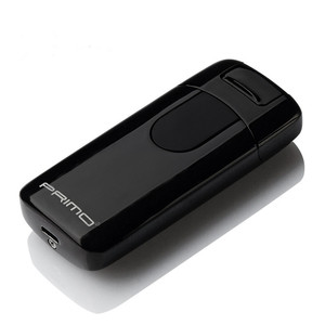 Image 5 - Mechero USB de doble arco con pantalla LED, mechero electrónico recargable, accesorio de cigarrillo, Mechero con truenos de pulso Palse de inducción de Plasma