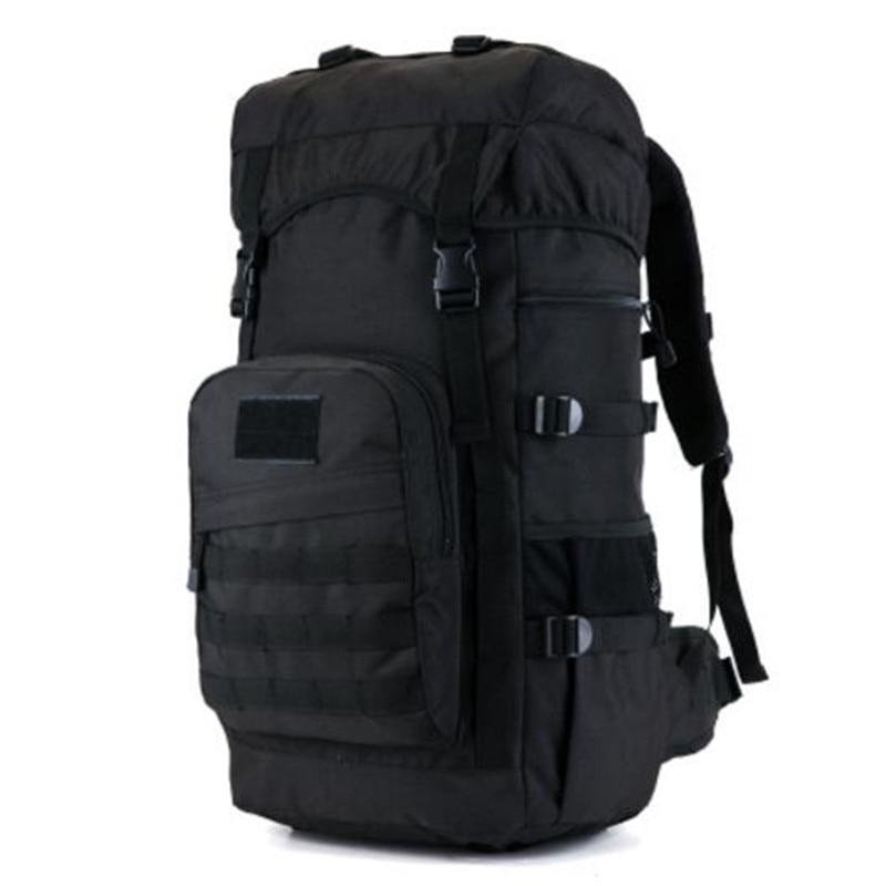 50L 남성 여성 가방 wearproof 배낭 컴퓨터 가방 위장 남자 가방 캔버스 고품질의 패션 레저 가방 럭셔리