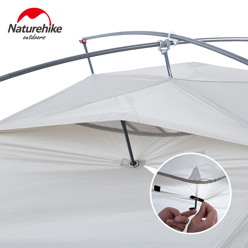 naturehike 930g unica barraca impermeavel tendas ultraleve 05