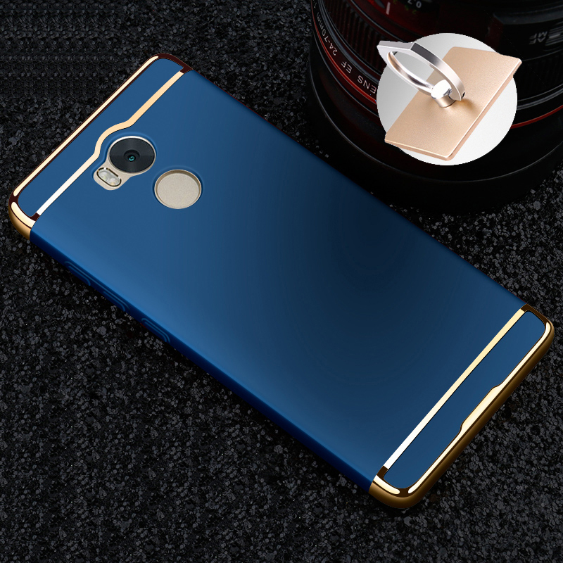 Removable Hard Plastic Case For Xiaomi Redmi 4 pro case red mi 4 pro Red rice 4 Pro 5.0 PC Plating Matte Cover Case DIYABEI