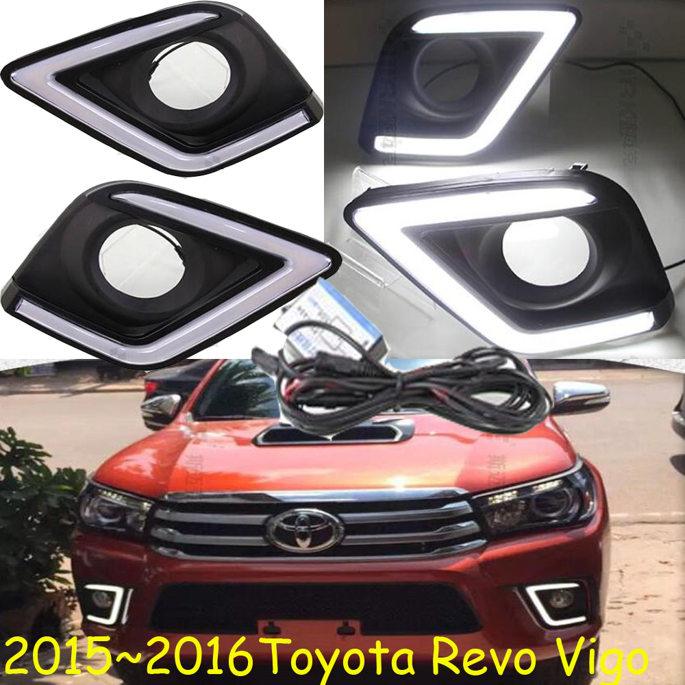 Toyota Hilux Revo Wiring Diagram Led20152018 Vigo Day Lightvigo Fog Headlight