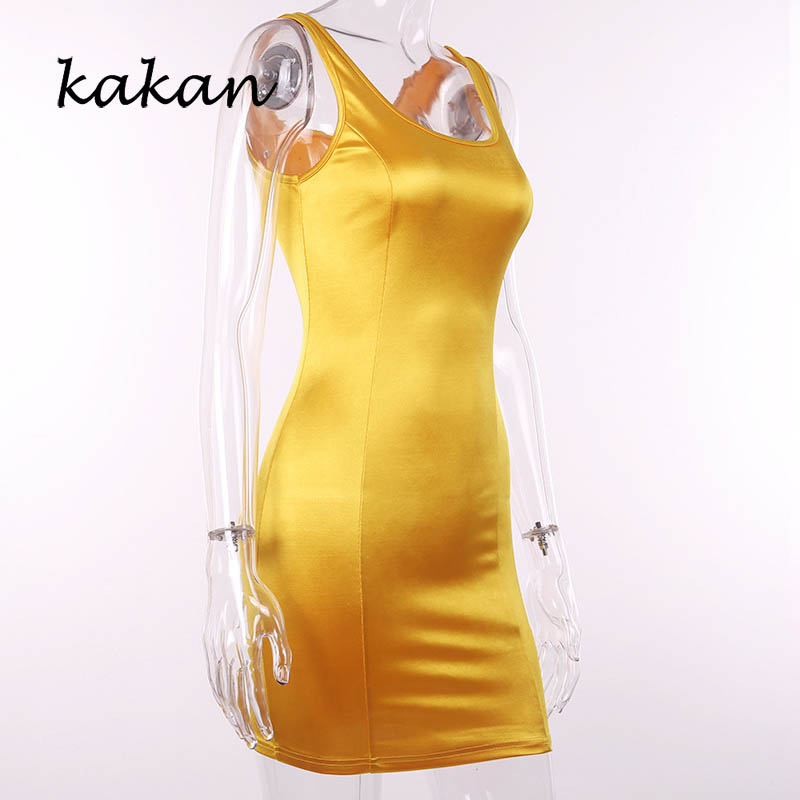 Kakan summer new women 39 s shiny gradient dress sexy slim out street Judy nightclub dress bag hip party party dress in Dresses from Women 39 s Clothing