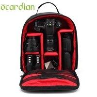 Ocardian huwang ayarlanabilir kamera sırt çantası su geçirmez kılıf sony için nikon için canon için * 25 hediye