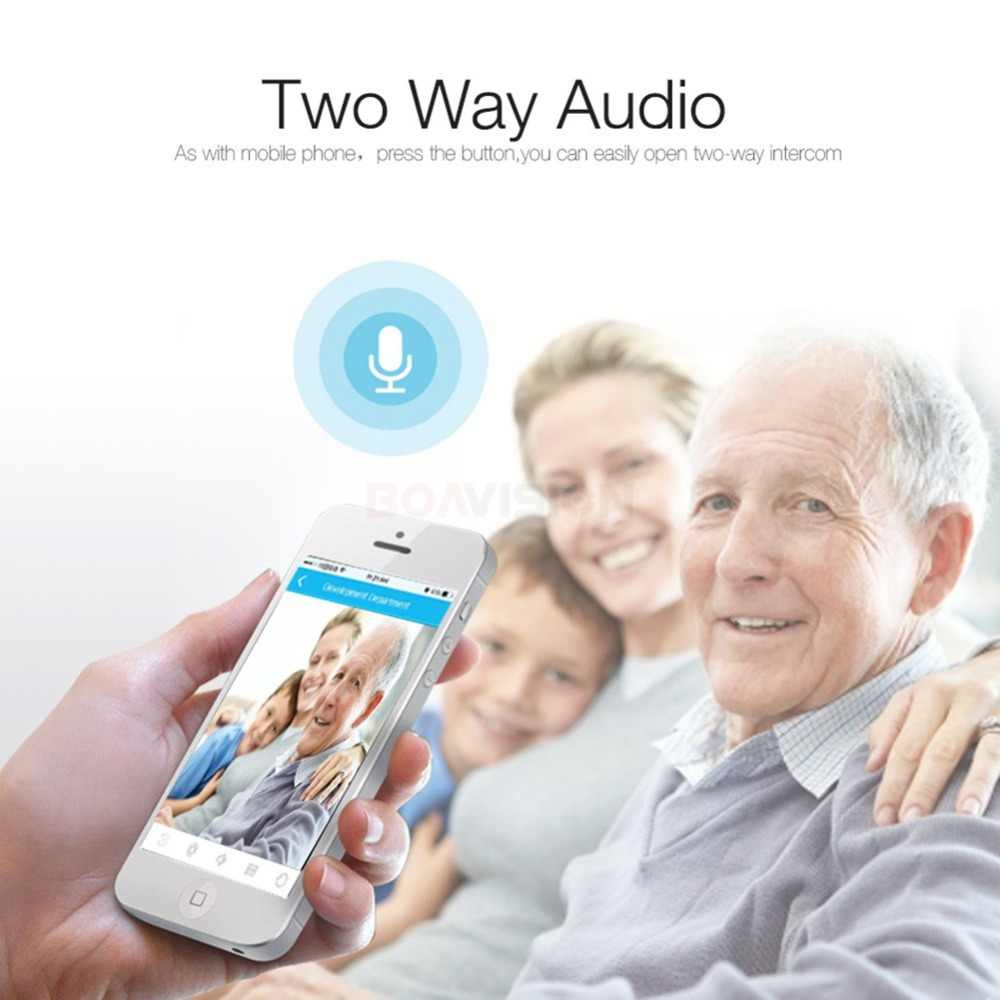 1.3MP 960 P умная камера двухстороннее аудио 360 градусов wifi ip-камера для домашней безопасности CCTV Wi-Fi камера Android панорама 3D VR детский монитор