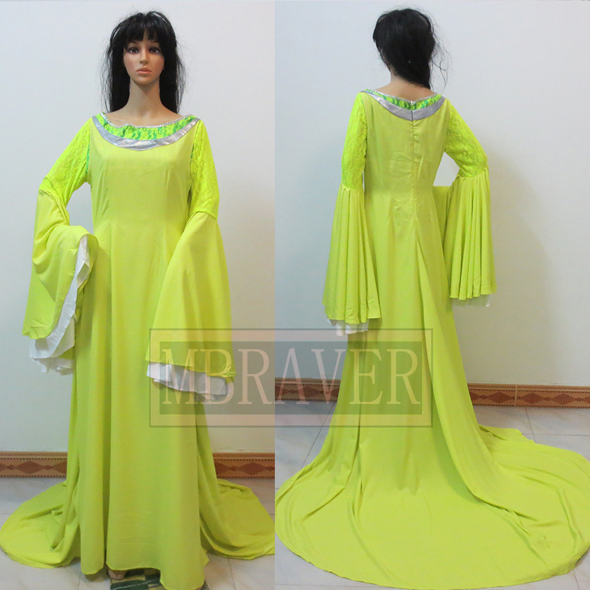 Lord of the Rings Elven Princess Dress