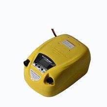 GP-80 500L/min электрический насос для надувных 12 В Электрический пневматический насос Пневматический диаметр трубы 20 ММ Максимальное давление 80KPa