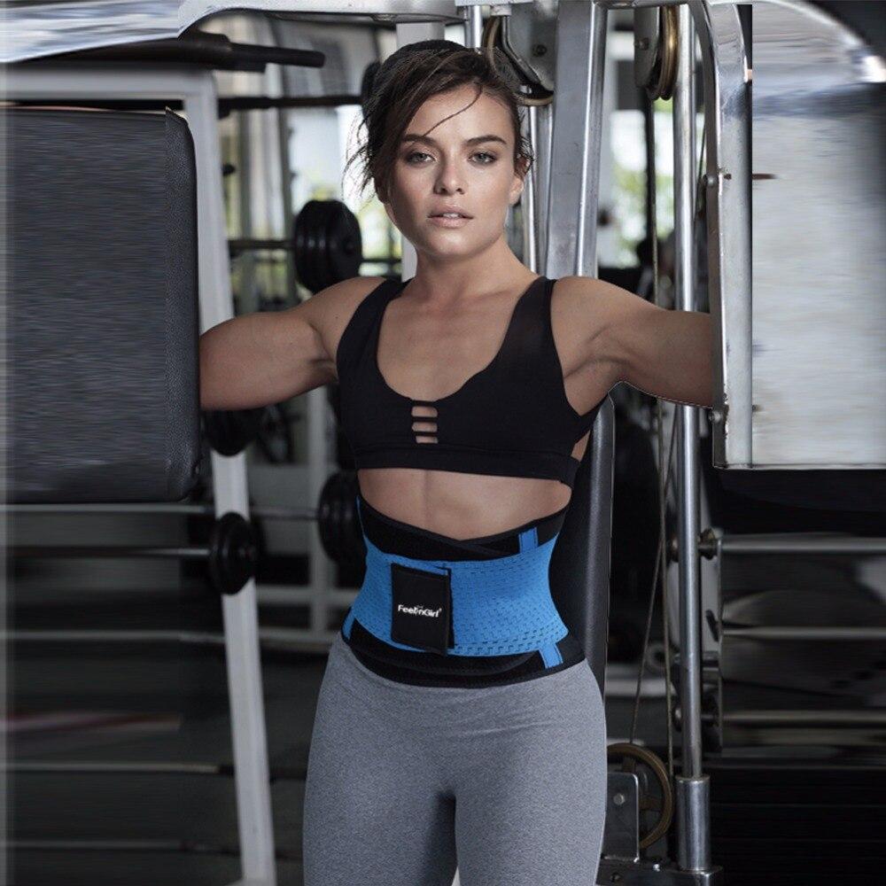 Sexy Weight Loss Slim Belt Womens Waist Trainers Workout ...