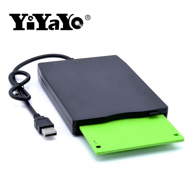 Unidad de disco portátil con disquete externo USB YiYaYo 3.5 1.44 MB - Componentes informáticos - foto 6
