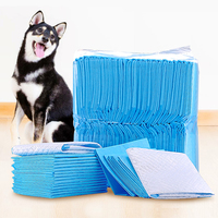 50pcs Dog&Cat Pee Pad 45*60cm Toilet Training Housebreaking Pet Supplies Underpads New Absorbent Diaper Clean Mat Free Shipping