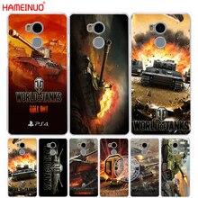 Hameinuo Мир танков чехол для телефона для Xiaomi redmi 4 4A 1 1 s 2 3 3 S pro redmi note 4 4X 5A