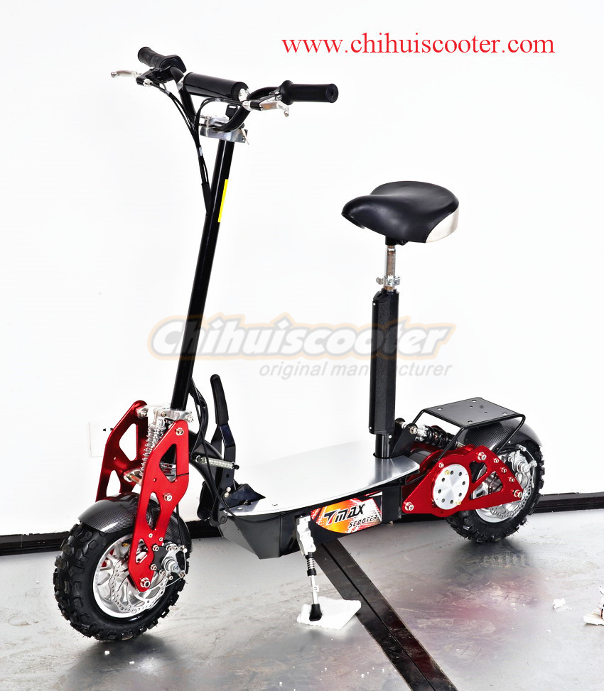 new 1500w 48v bldc foldable electric scooter with 48v 20ah lithium battery 11 wheel chihui. Black Bedroom Furniture Sets. Home Design Ideas