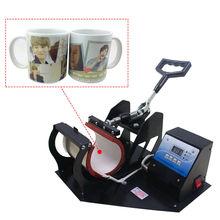 110 В или 220 В термопресс машина кружка чашка термопресс Теплопередача машина сублимационная машина