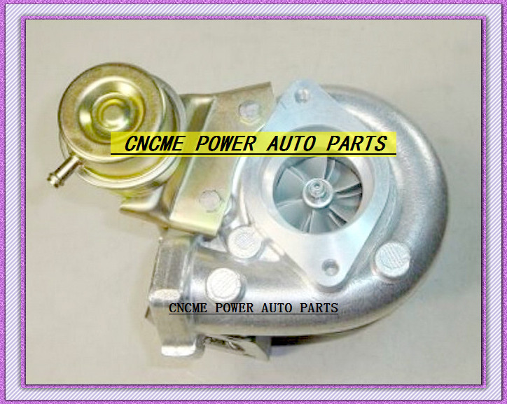 TURBO GT28 T25T28 T25 T28 T2528 Turbine TurboCharger For Nissan S13 S14 S15 comp .60 Turbine .64 ar Water Cooled T25 Flange (2)