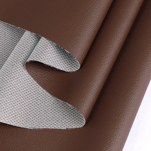 Widening PU Leather Fabric Car Litchi Tattoo Soft Bag Sofa Seat Waterproof Artificial Wear-resistant