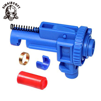 M4 M16 Series High Quality Plastic Hop Up Chamber For Marui Dboys JG Airsoft AEG Paintball shooting hunting Accessories vulpo 3pcs lot high strength plastic double o ring air seal m4 nozzle cross style for airsoft aeg m4 hunting accessories