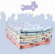 Waterproof Baby Mat Sheet Mattress Cartoon Pads Comfort Ice Silk Newborn