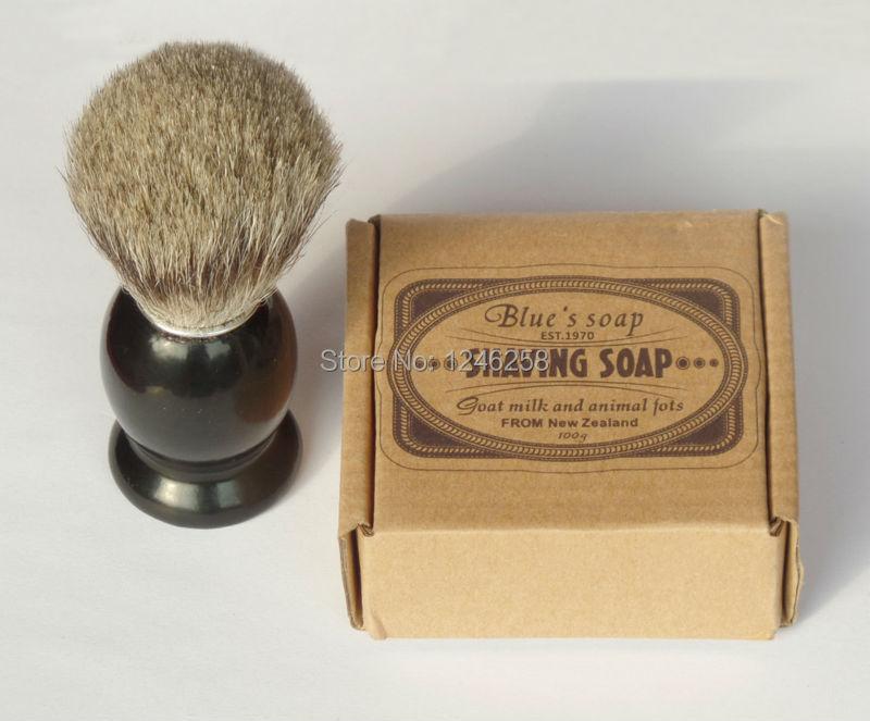 badger sahving brush