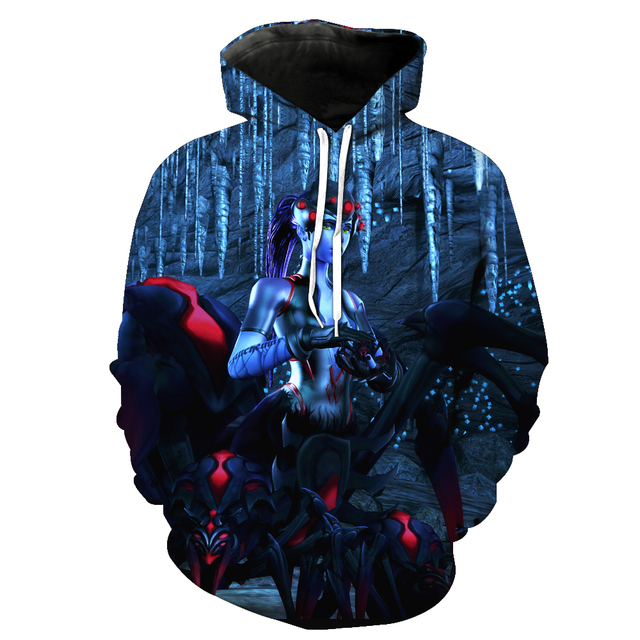 Fashion Men/women Hoodies With Cap Print Overwatch 3d Hooded Sweatshirts Hoody Tracksuit hooded Tracksuits Hoome Tops Unisex 3