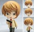 Yagami Luz Nendoroid DEATH NOTE Figuras de Ação Brinquedos Figuras Anime PVC 100mm Japaness Anime Figuras DEATH NOTE Figura Nendoroid