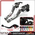 Motorbike Brakes CNC Aluminum short Brake Clutch Levers For Yamaha YZF-R1 YZFR1 1999-2001