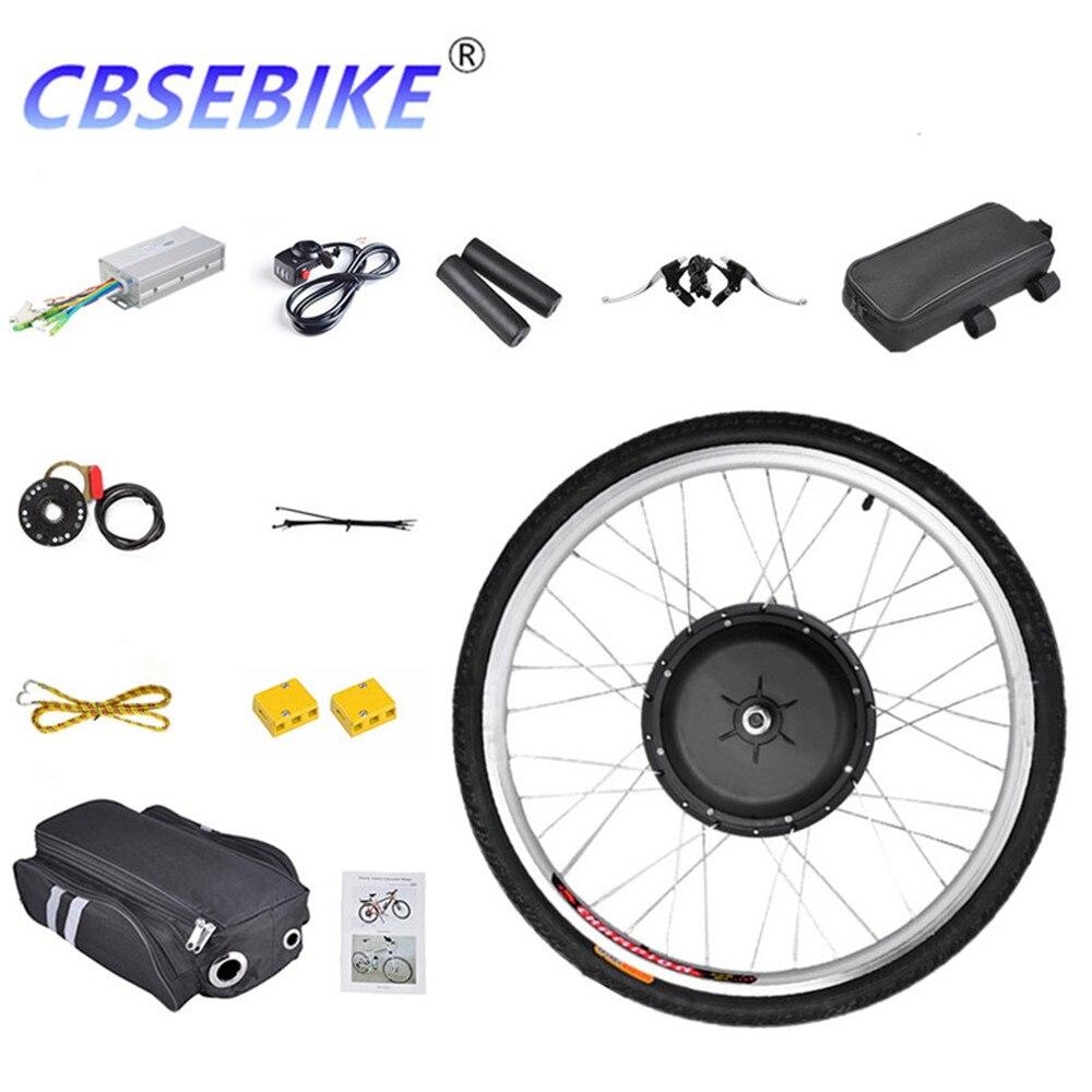 CBSEBIKE 20 дюймов Ebike переднее моторное колесо комплект высокоскоростной конверсионный концентратор Электрический велосипед QDC01 20