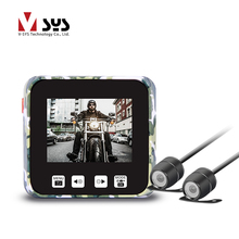 Vsys M6 2CH WiFi Motorcycle Dashcam DVR Front Full HD 1080P+720P Rear View Lens Action Camera Video Recorder GPS G-Sensor