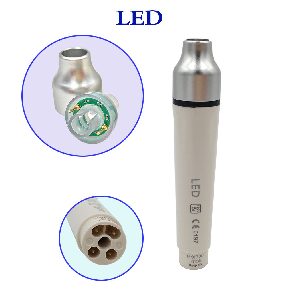1 piece Dental Scaler Piezo LED Handle for EMS/Woodpecker Series Dentist Lab Device lab series 15ml